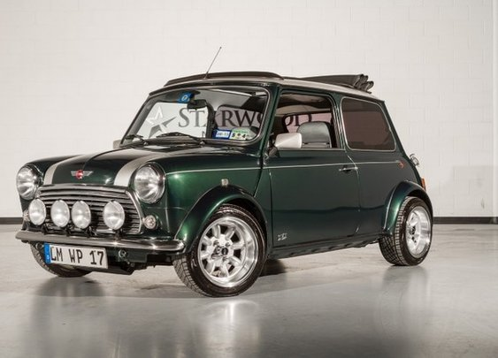 2000 MINI COOPER S John Cooper Works Dallas, Texas | Starwood Motors