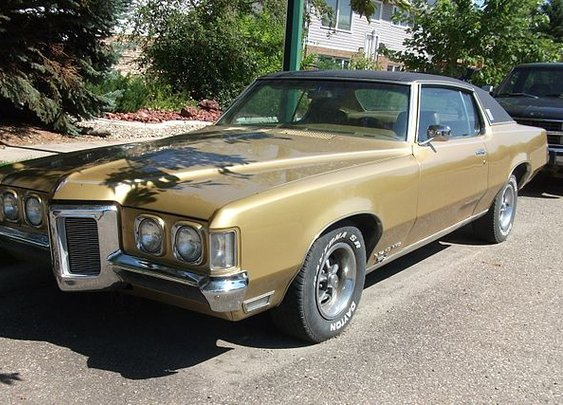 Affordable Classic Cars: The Second Generation Pontiac Grand Prix (1969-1972) | Blackburns