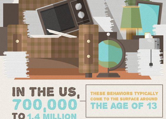 Inside the Reality of Hoarding [Infographic] - SpareFoot Blog