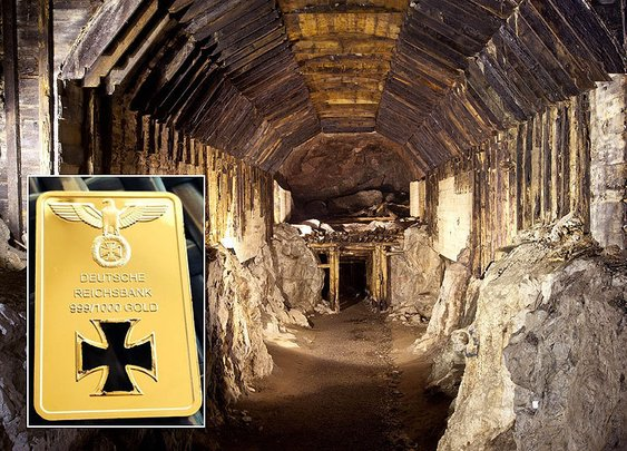 On the hunt for the Nazi gold train: Inside the Polish tunnels that may hold the bullion - Telegraph
