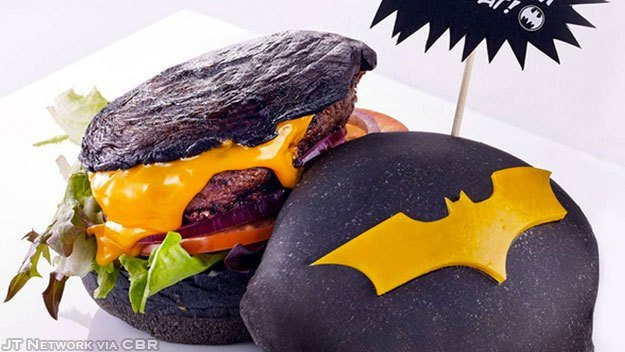 Man Cave Meals : Dc comics heroes are a fast food chain in asia � man cave