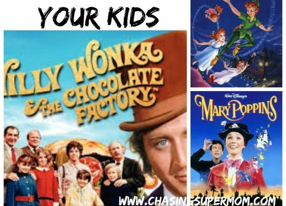 100 Movies You MUST Watch With Your Child | Chasing Supermom