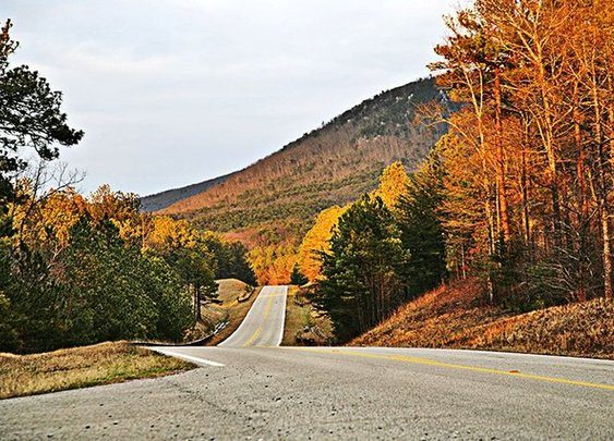 The Most Scenic Drive in All 50 States - America's Best Roads - Pacific Coast Highway, Pikes Peak, Route 66