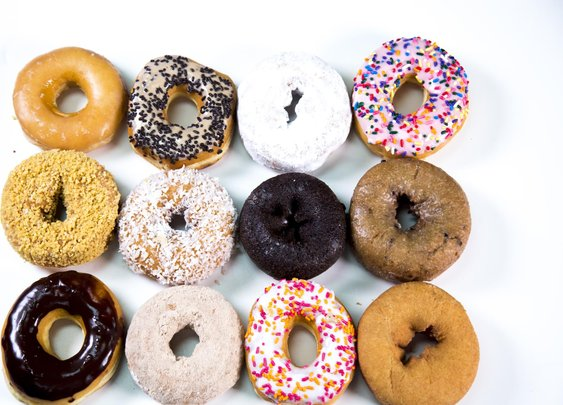 All 22 classic Dunkin' Donuts doughnut flavors, ranked - Food and dining - Boston.com