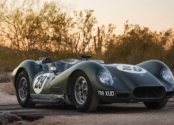 The Stunning 1959 Lister-Chevrolet