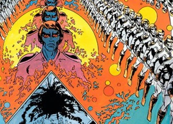 The 6 Voyages of Lone Sloane | Philippe Druillet