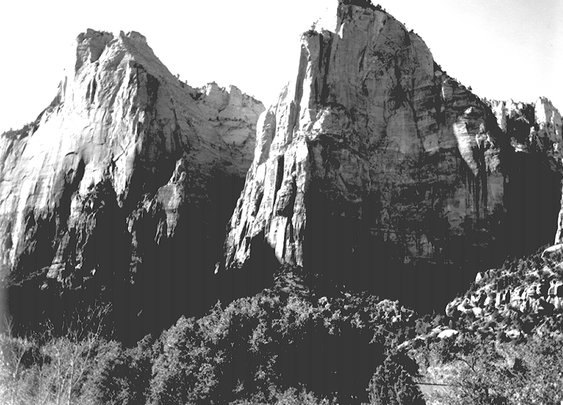226 Ansel Adams Photographs of Great American National Parks Are Now Online