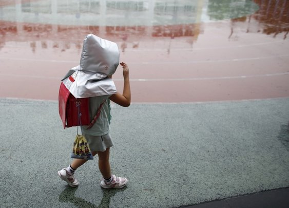 Why Japanese Kids Can Walk to School Alone - The Atlantic