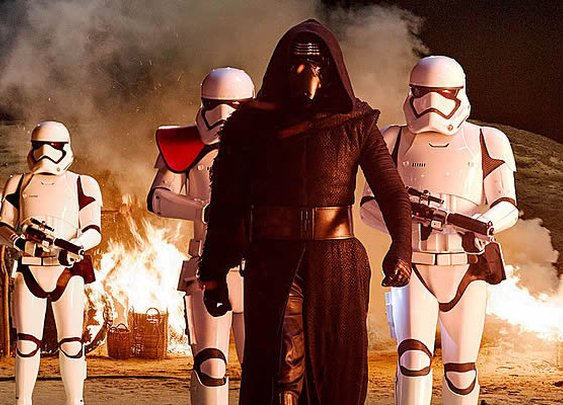New Mega-Trailer Shows How Little We've Seen of Star Wars: The Force Awakens