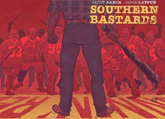 "How ""Southern Bastards"" Helped Me Love Football Again - The Sports Fan Journal"