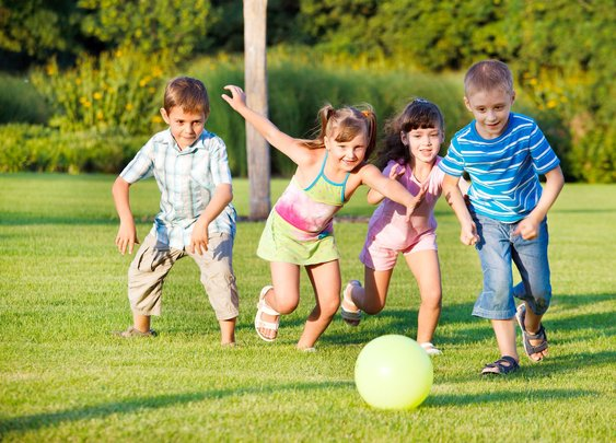 Kids aren't spending enough time just going outside | New York Post