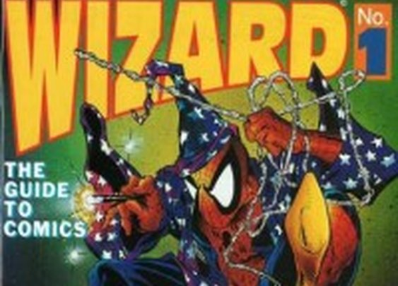 Where to Begin a Wizard Retrospective? - Comics Should Be Good! @ Comic Book ResourcesComics Should Be Good! @ Comic Book Resources