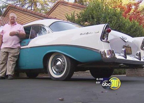 CARS STOLEN FROM VALLEY VET RETURNED SAFE