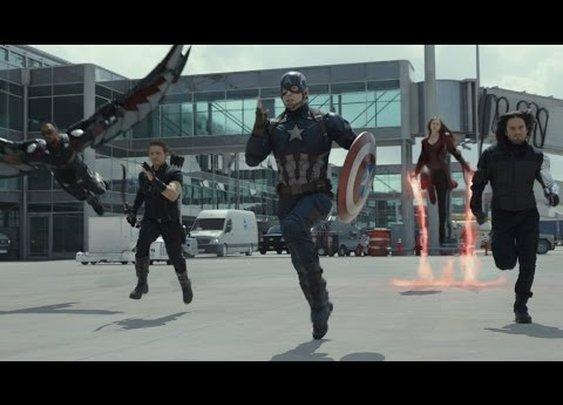 Captain America: Civil War - Trailer World Premiere