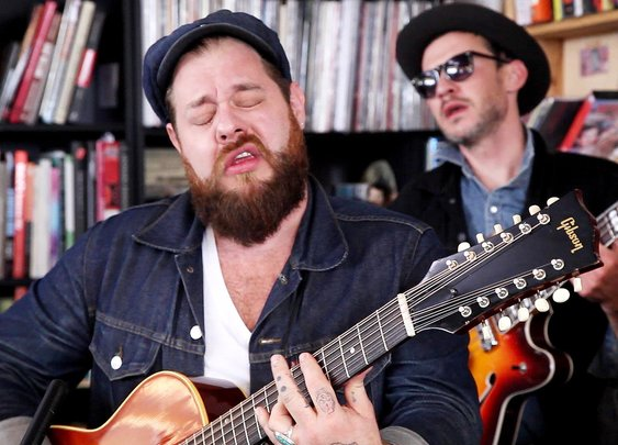 Nathaniel Rateliff & the Night Sweats: NPR Music Tiny Desk Concerts - YouTube