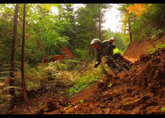 Dirt Surfing