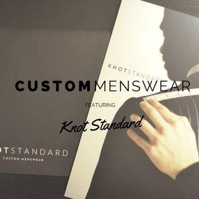 Bespoke Menswear from Knot Standard