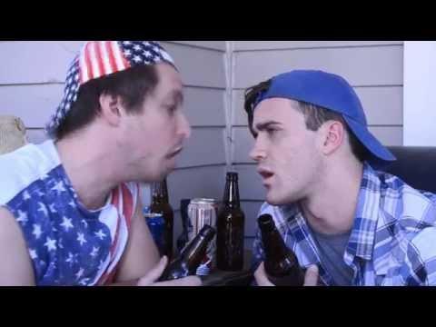 Your Drunk Neighbor: Donald Trump - YouTube