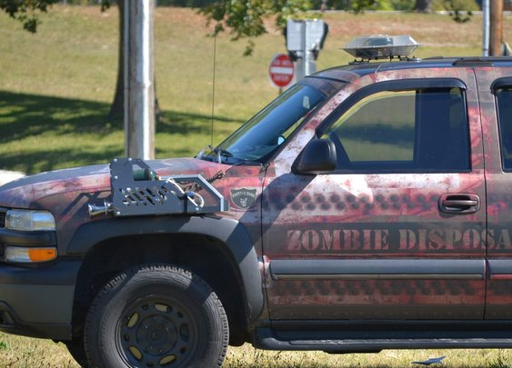 How to Zombie-Proof Your Ride - Night Vision, Winch, Vinyl Seats