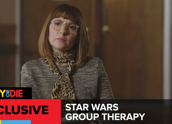 Star Wars Group Therapy - YouTube