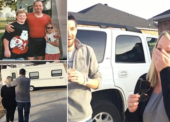 Husband tracks down wife's father's lost campervan 15 years after his death