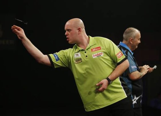 Darts Hit the Mark at Christmas Time in U.K. - WSJ