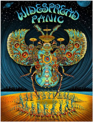 Classic New Year's Eve Rock Posters | Collectors Weekly