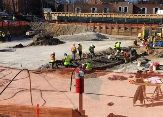 Racing the backhoe: Archeologists work to preserve revolutionary ship