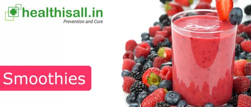 Why Smoothies Are A Great Way To Get Nutrition