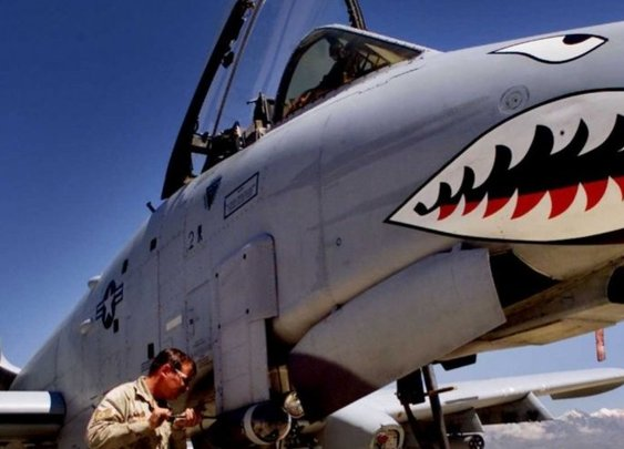 Air Force Caves, Agrees To Delay A-10 Retirement