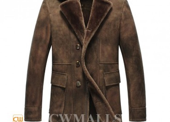 Custom Sheepskin Coats Jackets | Gentlemint
