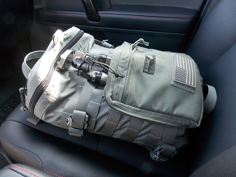 Dunamis Gear Runt Backpack