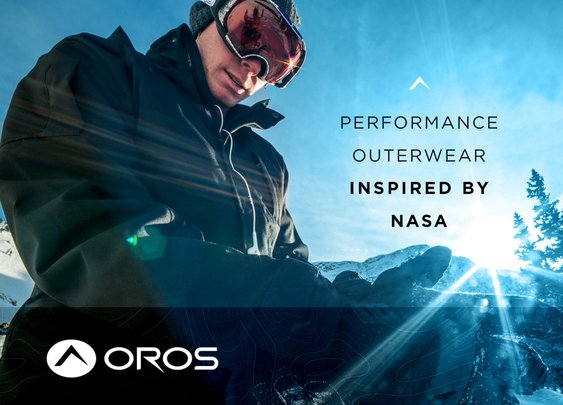 OROS Orion Series. NASA-Inspired Performance Apparel by OROS — Kickstarter