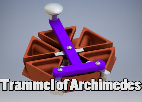 Trammel of Archimedes Animation - YouTube