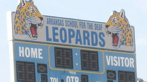 Petition for Def Leppard to be Photographed In Front of the AR School for the Deaf (Leopards)