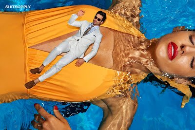 Life Through Preppy Glasses: Suitsupply Launches Spring Summer '16 Toyboy Campaign