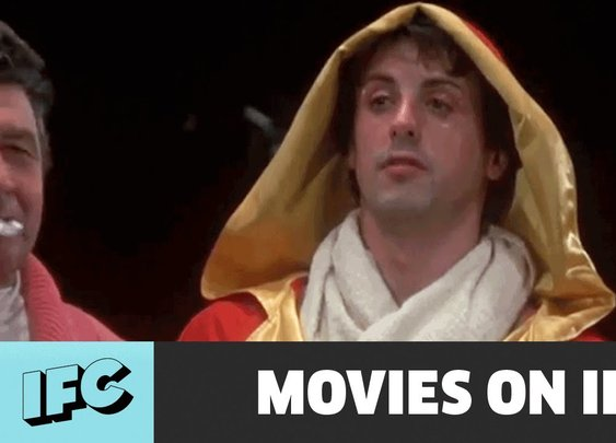 Movie Madness - Rocky (ft. Dick Vitale) | IFC - YouTube