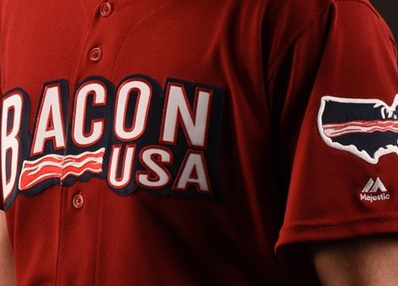 Phillies Triple-A team to wear Bacon USA uniforms every Saturday | FOX Sports