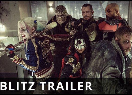 Suicide Squad – Blitz Trailer - Official Warner Bros. UK