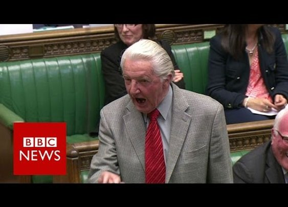 """British MP kicked out of Commons for calling David Cameron """"dodgy Dave"""""""