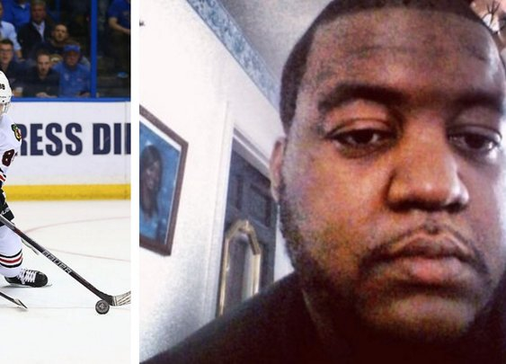 Guy Discovers Hockey Live Tweets Blues-Blackhawks Game | The Daily Caller