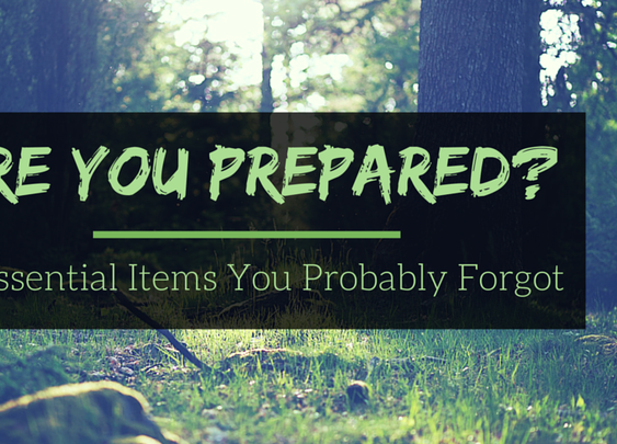 Preppers, Don't Forget These 11 Essential Items!