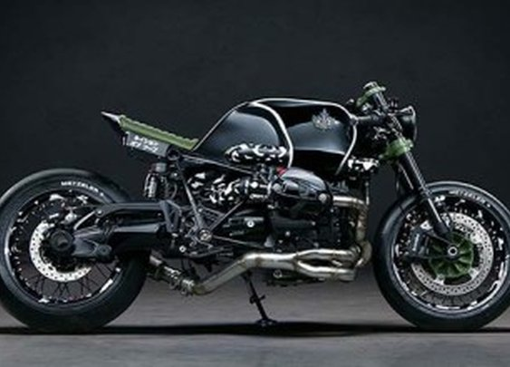 BMW R nineT by Diamond Atelier & K1X Is Beyond Awesome