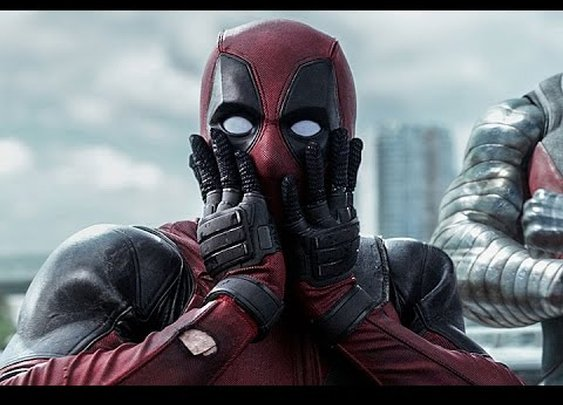 Deadpool Gag Reel
