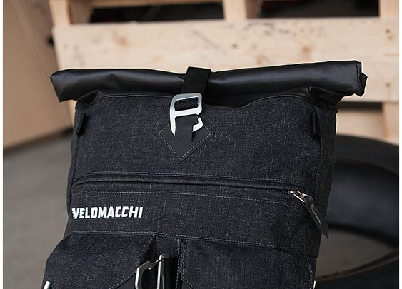 Velomacchi: Speedway Roll-Top Review | Essential Moto | Motorcycle news & reviews