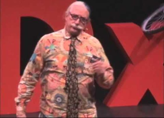 Gesundheit Institute: Patch Adams at TEDxUtrechtUniversity - YouTube