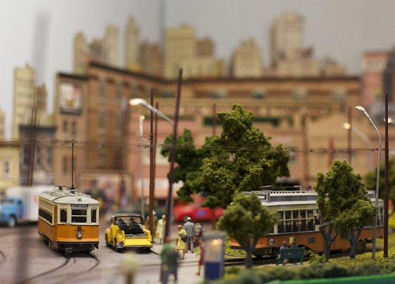 Documentary 'Tiny Tracks' Explores a Mini Boston in Toronto