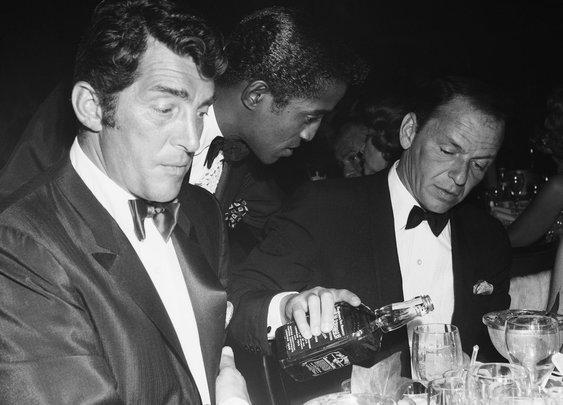How Frank Sinatra Drank American Whiskey His Way - The Daily Beast