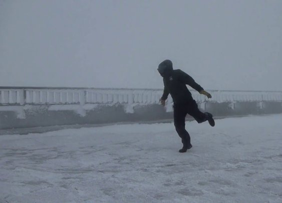 100+ MPH Winds on Mt. Washington