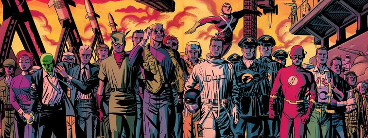 The Natural: On Darwyn Cooke and the Magic of Comics - SKTCHD